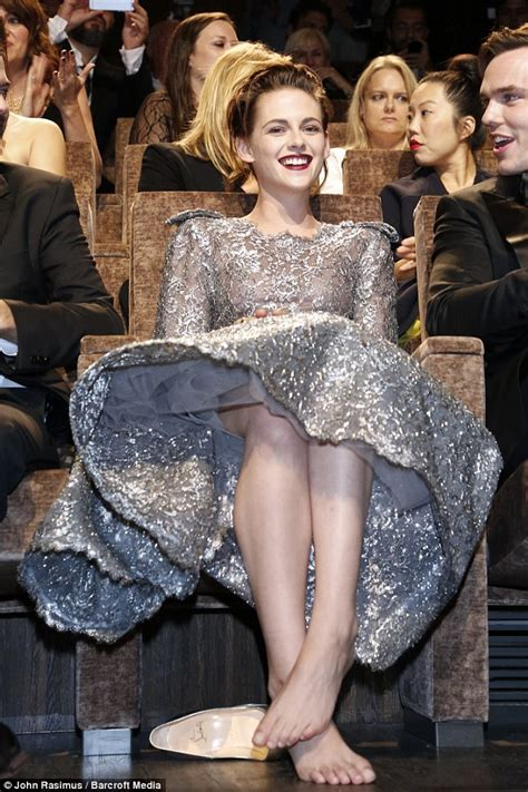 Stewart Gets The Boot 2 by Kristen Stewart Gives Louboutins The Boot At Equals