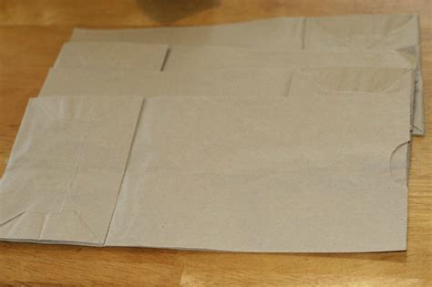 Paper Lunch Bag Crafts - make a paper lunch bag photo album diy craft this