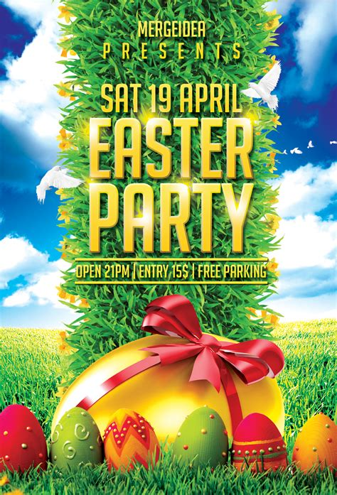easter flyer template easter flyer templates free happy easter thanksgiving 2018