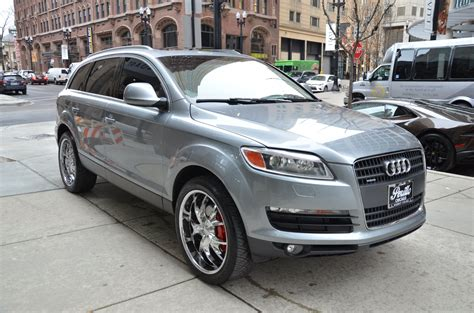 Used Audi Q7 by Used Audi Q7 New Car Release Information