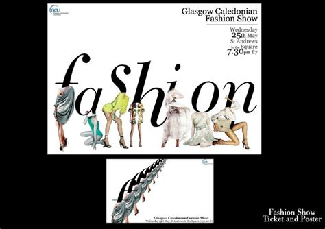 Fashion Show Stevenk102 Hotmail Co Uk Fashion Show Ticket Template Free