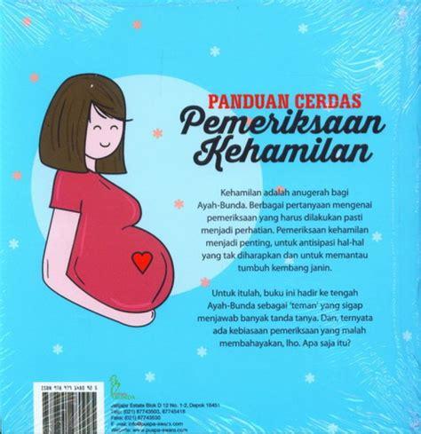 bukukita panduan cerdas pemeriksaan kehamilan