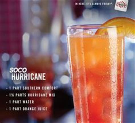 Southern Comfort Hurricane by Agave Nectar Rum And Agaves On