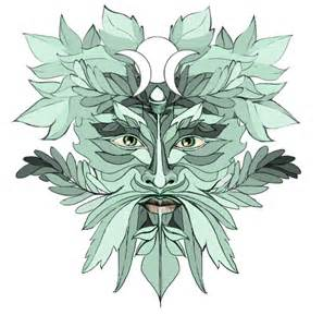 green man tattoo by rinamorata on deviantart
