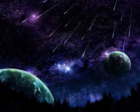 A Meteor Shower by Meteor Shower