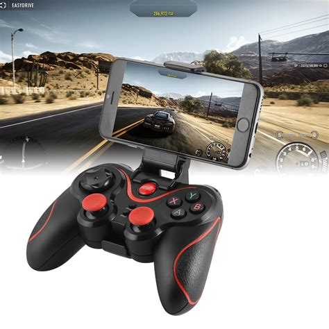 wireless bluetooth controller joystick for iphone 7 7plus 6s 6 pc ac966 ebay