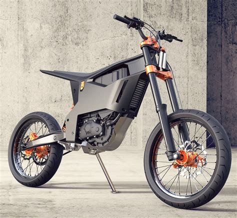 Cycle Ktm Ktm Delta Electric Motorcycle For Hipsters Just Like