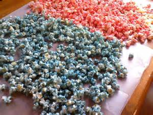 how to make colored popcorn plain graces how to make colored popcorn