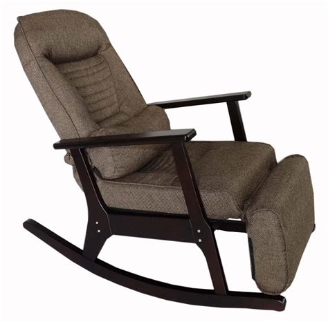 recliner chair with stool rocking recliner chaise for elderly people japanese style