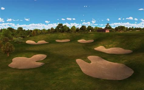 hill golf club golf course cog hill golf and country club trugolf
