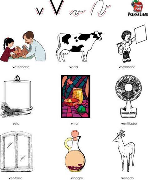 imagenes que comiencen con la letra b letra v may 250 scula v min 250 scula personas objetos y