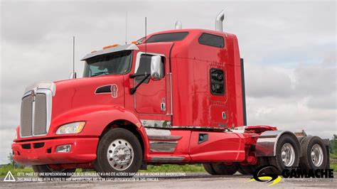 2013 Kenworth T660 Truck For Sale