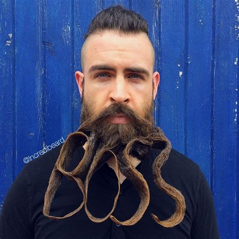 Beard Design Ideas by Mr Incredibeard Is Back With New Epic Beards Bored Panda