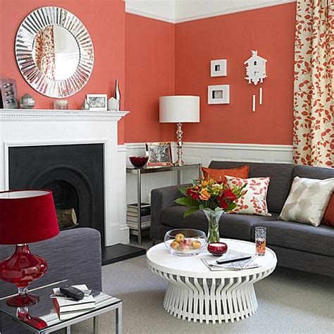 burgundy aqua cream coral room interior decorating with shades of coral