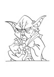yoda coloring pages yoda coloring page free printable coloring pages
