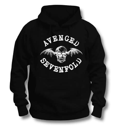 official avenged sevenfold a7x hoody hoodie logo pullover all sizes