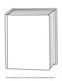 Free Book Template by Tim De Vall Comics Printables For
