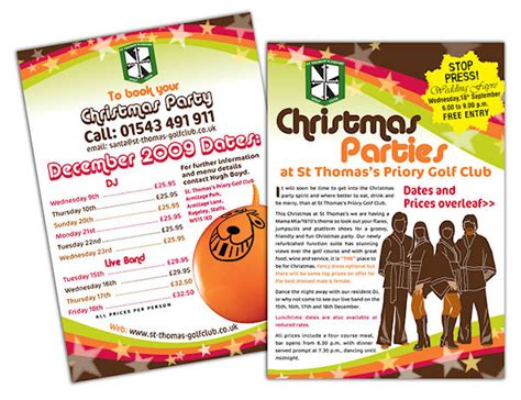 leaflet design walsall printing and stationery
