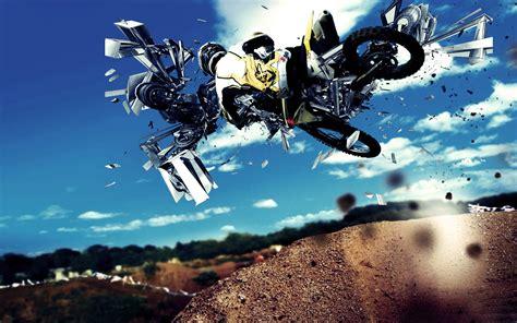 wallpaper abstract sport abstract motocross sports wallpaper 15629 wallpaper