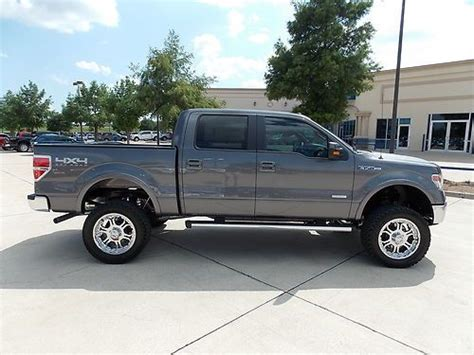 2013 Ford F150 4 Door Price by Purchase New 2013 Ford F 150 Lariat Crew Cab 4 Door