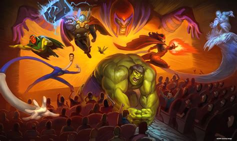 film marvel super heroes theme park in dubai marvel super heroes park great
