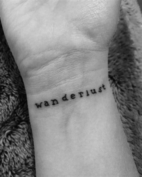 tattoo wrist wanderlust 45 inspirational travel tattoos that are beyond perfect