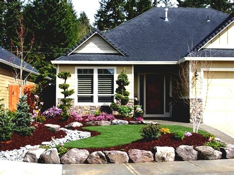 how to landscape small backyard very small garden design ideas front house with natural