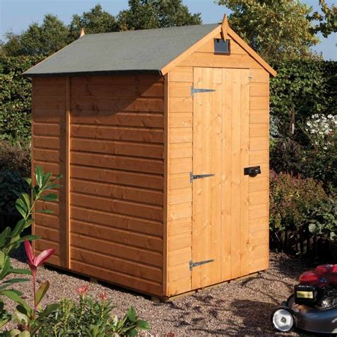 Rowlinson Shed by Rowlinson S Apex Security Shed