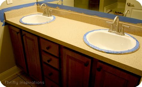 Redo Bathroom Vanity Countertop Countertop Redo Rustoleum Countertop Transformations Retro Kitchen Hoosier A