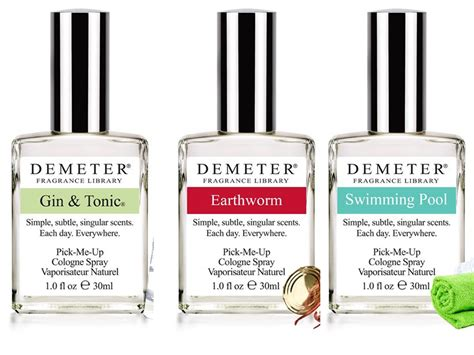 Gum Demeter Fragrance Perfume the perfume you always wanted dirt earthworms and gin