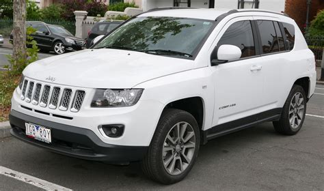 2015 Jeep Compass by File 2015 Jeep Compass Mk My16 Limited Wagon 2015 12 07