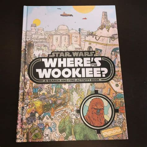 where s the books where s the wookiee book shut up and take my money