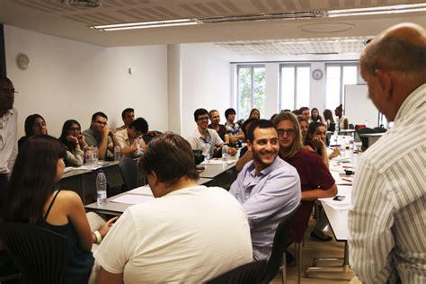 Iscte Business School Mba by Alumnos Mba De La Universidad Iscte De Lisboa Realizan