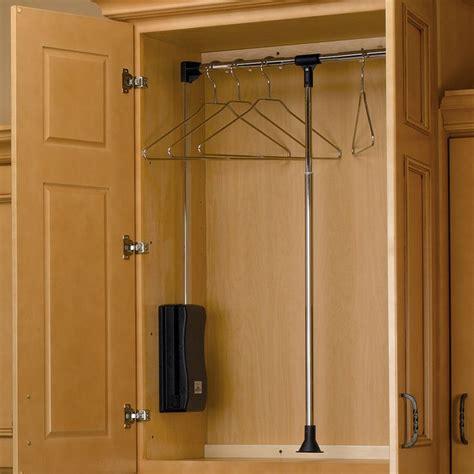 Wall Mount Closet Rod by 1000 Ideas About Closet Rod On Closet Pipe Closet And Hanging Closet