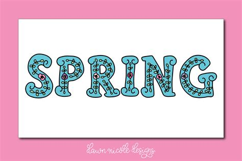 lettering styles tutorial decorative floral lettering tutorial dawn nicole designs 174