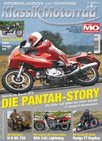 Motorrad Classic Ausgaben by Klassik Motorrad 2014 04 Motorrad Magazin Mo
