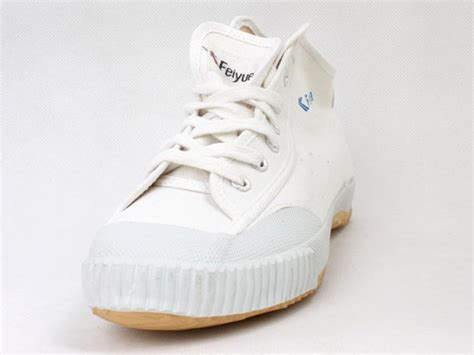 feiyue high top white kung fu shoes icnbuys