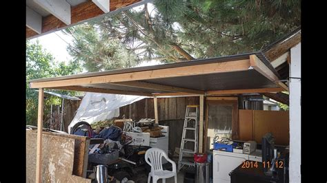 put  shed  perfect patio roof cover