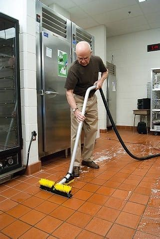commercial kitchen cleaning alternatives that are