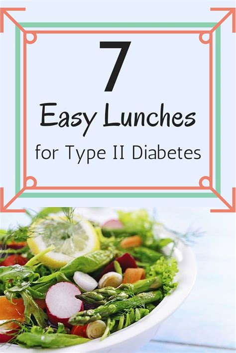 food for diabetics 320 diabetes type 2 easy gluten free low cholesterol whole foods diabetic recipes of antioxidants weight loss transformation volume 10 books 7 easy lunches for type 2 diabetes