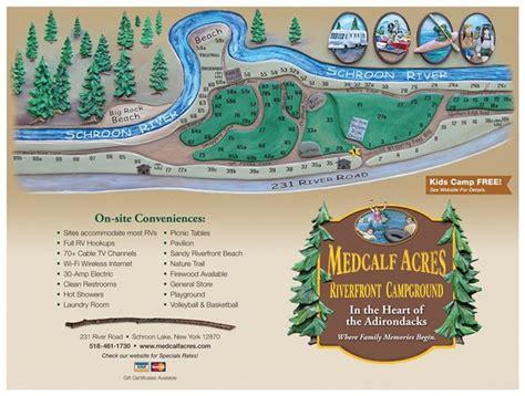 acres resort map snowbird trip diary upstate new york to ta florida