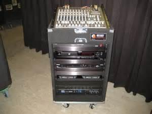 Portable Audio Rack Applied Audio