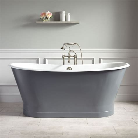 Freestanding Bathtubs Cast Iron by 25 Best Ideas About Cast Iron Bathtub On Cast