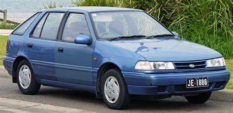 hyundai excel x2 file 1991 1994 hyundai excel x2 ls 5 door hatchback 03