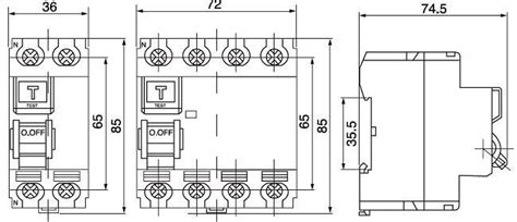 wiring diagram for rccb wiring wiring exle and images