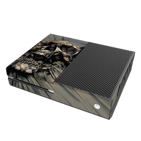 custom xbox one s skins and wraps xbox microsoft xbox one skin skull wrap by david penfound