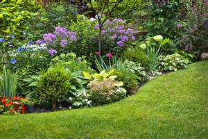 Low Maintenance Flower Garden Low Maintenance Flower Beds Planting Perennials Garden Reader S Digest