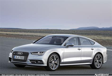 Audi Lte Upgrade by Audi A7 S7 Facelift 4 Audiworld