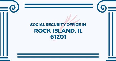 Social Security Office Rock Island by Social Security Office Rock Island Il Rock Island County