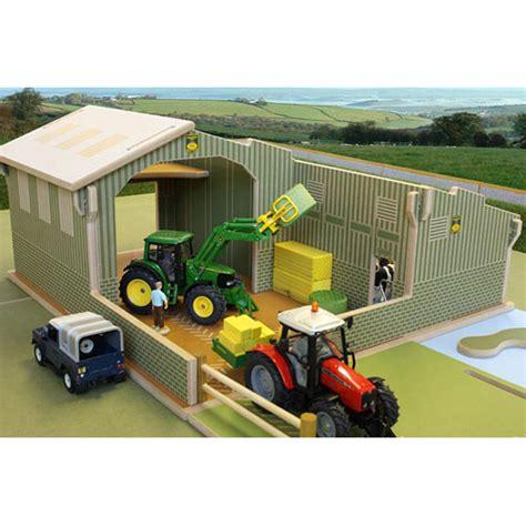 Brushwood Farm Sheds by Brushwood Toys Farmyard Sheds Buildings Barns 1 32 Scale